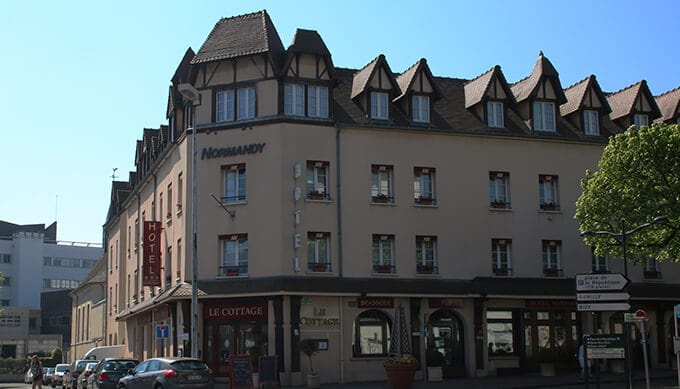 Hotel le Normandy